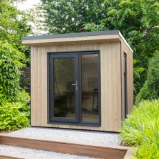 8 x 9 (2.54m x 2.90m) Forest Xtend 2.5 Insulated Garden Office