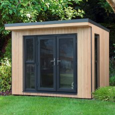 10 x 9 (2.98m x 2.90m) Forest Xtend 3.0+ Insulated Garden Office with Double Door