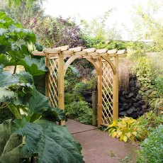 Forest Ultima Pergola Arch - Large - Pressure Treated