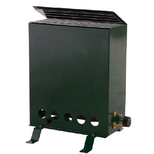 Elite Blue Flame Gas Heater - 1.9KW