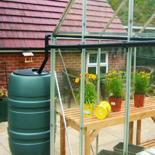 Elite Elite Rainwater Kit (to One Gutter) for Freestanding Greenhouses