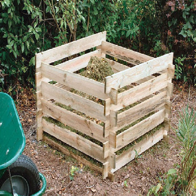 Forest Garden 3 x 3 (990mm x 990mm) Forest Composter