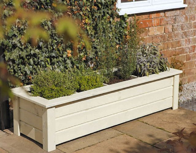 Banburgh Herb Planter