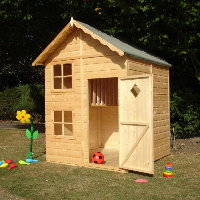 Shire Croft Playhouse - unpainted