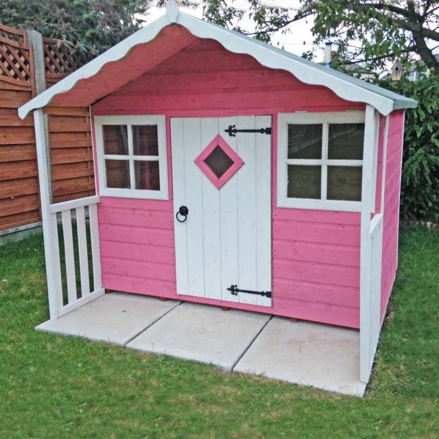 Shire Cubby Playhouse pertty in pink
