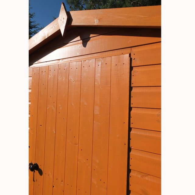 Shire Security Professional Shed - with door closed