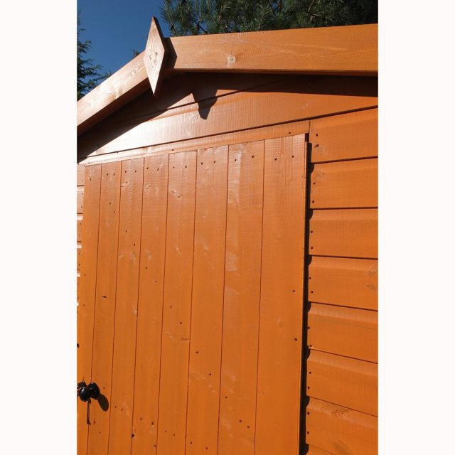 Shire Security Professional Shed - Close up