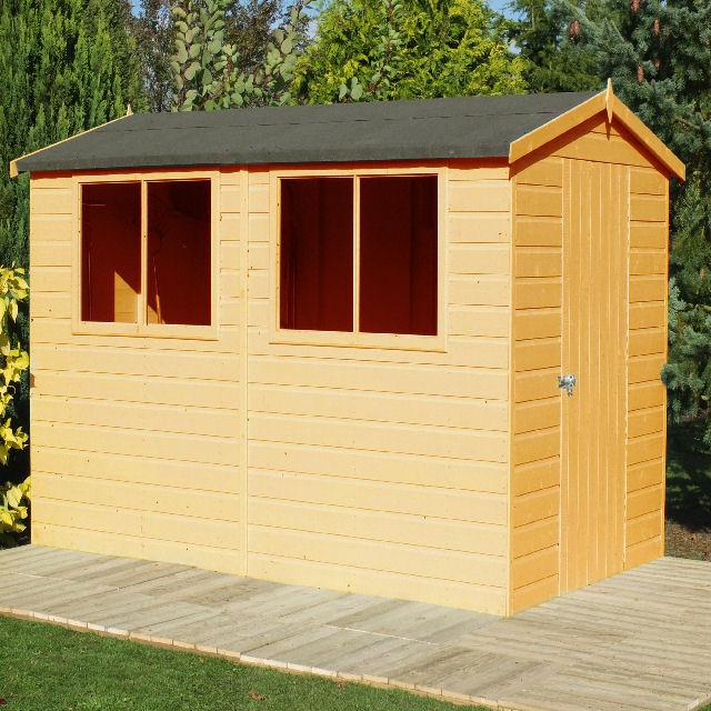 Shire Atlas Professional Apex Shed