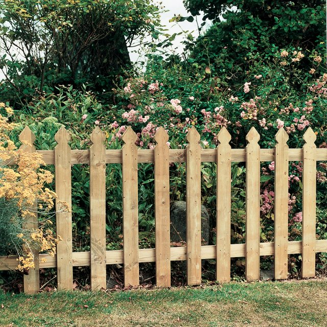 Grange Elite Palisade Pressure Treated Fencing Planed Timber