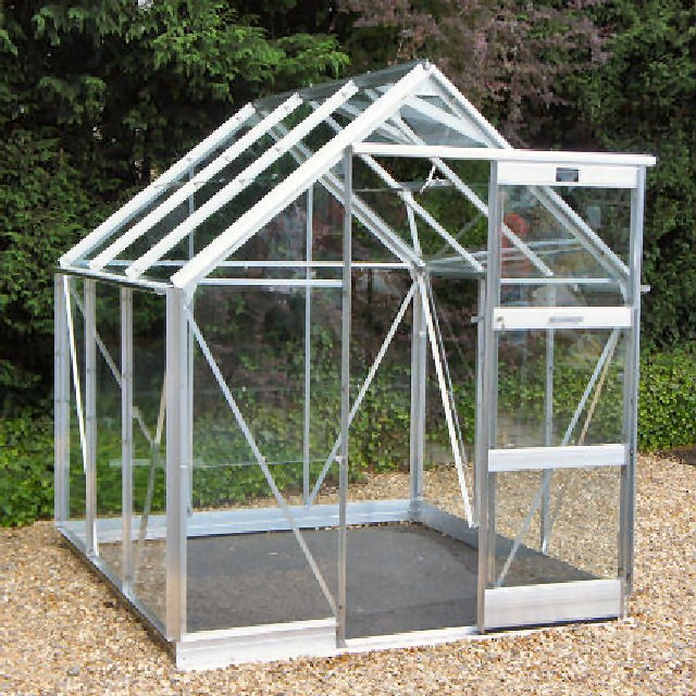 "Elite 6'3"" (1.90m) Wide Elite Craftsman Aluminium Greenhouse Range"