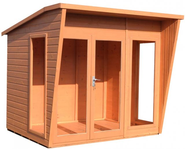 8 x 6 Shire Highclere Summerhouse