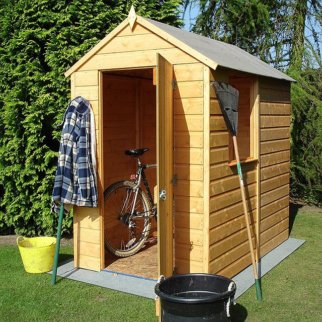 Shire Shetland Pressure Treated Garden Shed