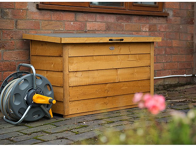 3 x 2 Forest Garden Storage Box with Lifting Lid