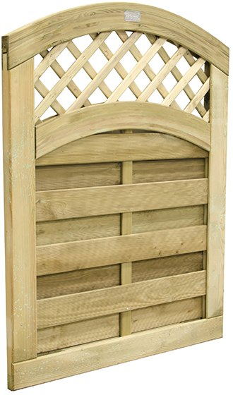 4ft Forest Prague Gate - Pressure Treated