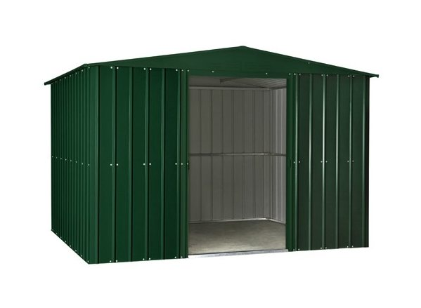 Lotus Metal Shed (Heritage Green)