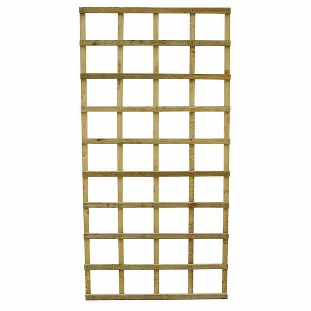3ft by 6ft (910mm x 1830mm) Forest Heavy Duty Trellis