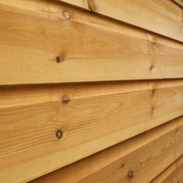 12mm Interlocking Shiplap Tongue & Groove Cladding