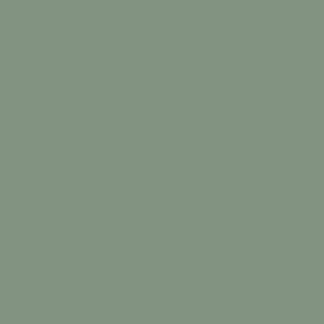 Thorndown Wood Paint 2.5 Litres - Bullrush Green - Solid swatch