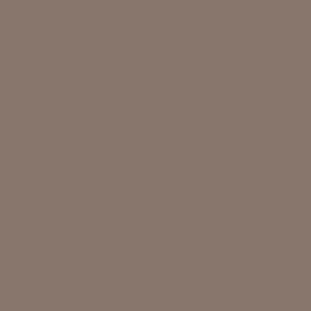 Thorndown Wood Paint 2.5 Litres - Ottery Brown - Solid swatch