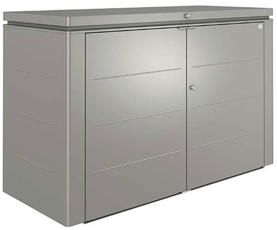 7 x 3 Biohort HighBoard 200 - Metallic Quartz Grey