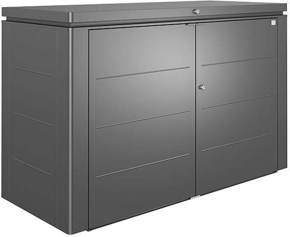 7 x 3 Biohort HighBoard 200 - Metallic Dark Grey