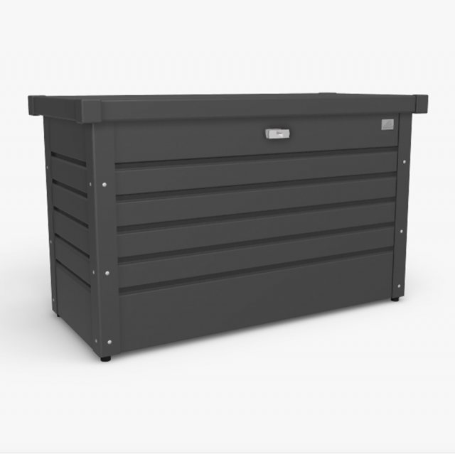 Biohort LeisureTime Box 100 - Metallic Dark Grey