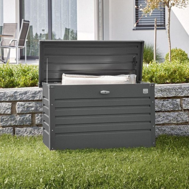 Biohort LeisureTime Box 100 in dark grey