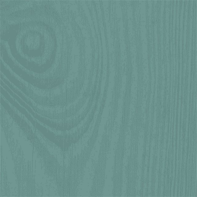 Thorndown Wood Paint 150ml - Slade Green - Grain Swatch