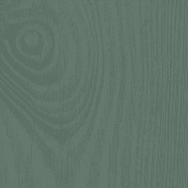 Thorndown Wood Paint 2.5 Litres - Marshlands Green - Grain swatch
