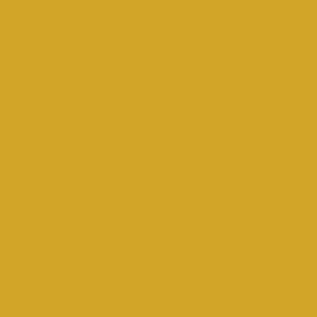 Thorndown Wood Paint 2.5 Litres - Mudgley Mustard - Solid swatch