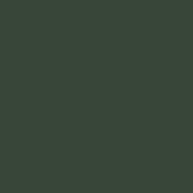 Protek Royal Exterior Paint 2.5 Litres - Ivy Green Colour Sample Swatch
