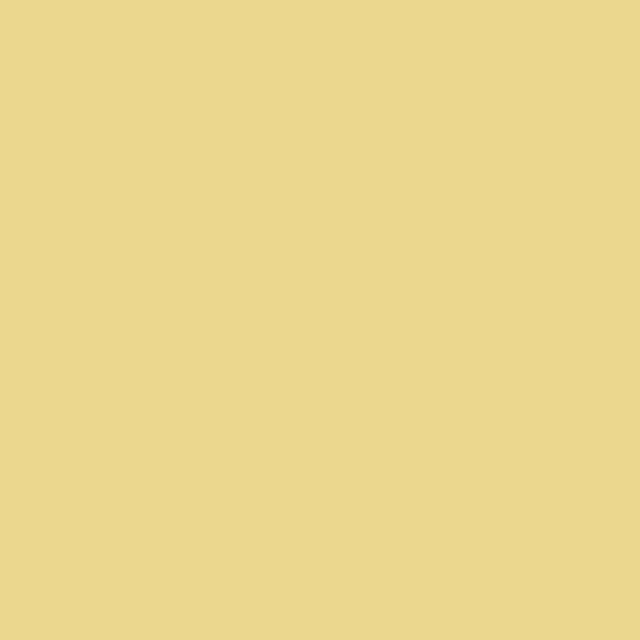 Protek Royal Exterior Paint 2.5 Litres - Lemon Yellow Colour Sample Swatch