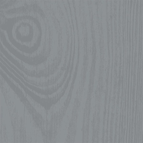 Thorndown Wood Paint 150ml - Lead Grey - Grain swatch