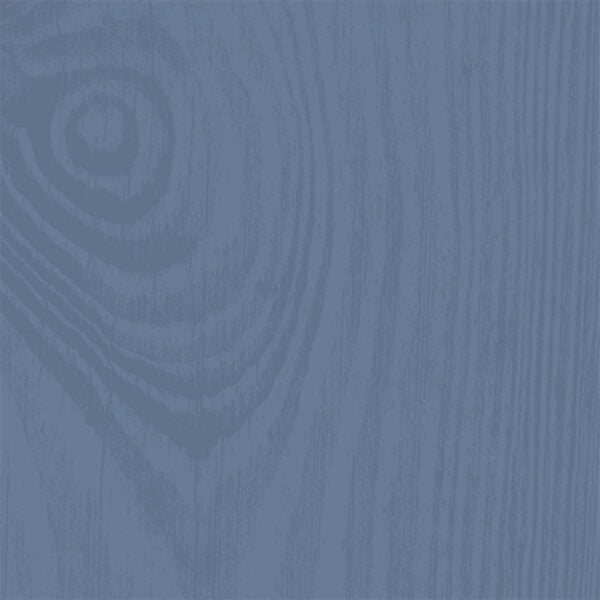 Thorndown Wood Paint 2.5 Litres - Peregrine Blue - Grain swatch